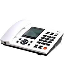TCL HCD868(88)TSD SD卡 录音电话机家用办公座机 (白色)产品图片主图