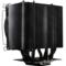 超频三 风冻黑金版 智能温控 全平台CPU散热器(5根8mm热管/12cm静音风扇)产品图片2