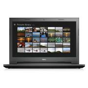 戴尔 M5555-1106B 灵越15.6英寸笔记本电脑 商用办公 双核处理器 E1-7010 2G 500G DVD 黑色