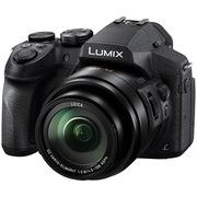 松下 Lumix DMC-FZ300GK 长焦相机 黑色 手动变焦版 旅游利器
