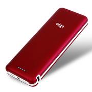 爱国者  移动电源S6 充电宝20000毫安便携小巧LG电芯 红色