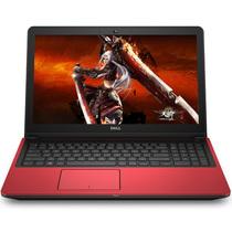 戴尔 灵越7559 Ins15P-2748 15英寸6代四核I7 4G独显游戏笔记本 红色产品图片主图