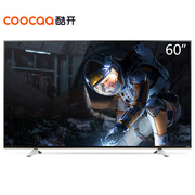 酷开 K60 60英寸全高清智能网络液晶平板电视 系统 WiFi(黑色)