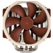 猫头鹰 NH-U14S  A15 PWM温控风扇 CPU散热器 兼容梳子内存