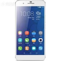荣耀 6Plus 32GB 移动联通双4G版手机(双卡双待/白色)产品图片主图