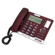 中诺  G071 语音报号/铃声静音/音乐欣赏电话机座机办公/家用座机电话/固定电话座机 幻彩紫