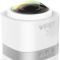 WIPET 全景摄像机  S1 白产品图片3