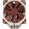 猫头鹰 NH-U12S  F12 PWM风扇 全铜热管 CPU散热器 支持1151 2011产品图片1