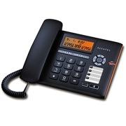 阿尔卡特 电话机座机酒店商务办公电话8组单键记忆HT160黑色