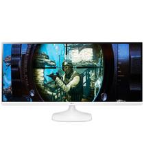 LG 34UM56-W 34英寸21:9超宽屏IPS硬屏 护眼不闪滤蓝光LED背光液晶显示器产品图片主图