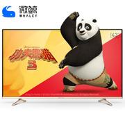 微鲸 WTV43K1J 43英寸 智能4K超清平板电视(黑色)