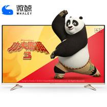 微鲸 WTV43K1J 43英寸 智能4K超清平板电视(黑色)产品图片主图