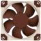 猫头鹰 NF-A8 ULN 8cm 静音风扇 CPU风扇 机箱风扇产品图片2