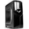 长城 星际传奇 X-05 游戏电脑机箱黑色 (水冷/独立风道/双面板/侧透/背线/SSD/顶置USB3.0)产品图片1