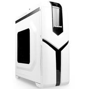 长城 星际传奇 X-05 游戏电脑机箱白色(水冷/独立风道/双面板/侧透/背线/SSD/顶置USB3.0)