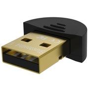 威迅(VENTION) VAS-S07 笔记本台式电脑蓝牙适配器4.0 蓝牙音频接收器usb蓝牙发射器 黑色