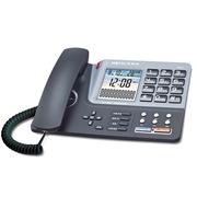 宝泰尔 电话机座机固定电话来电显示来电报号单键记忆T251黑色