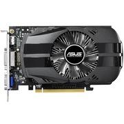 华硕 GTX750TI-FML-OC-2GD5 1072MHz/5400MHz 2GB/128bit DDR5 PCI-E 3.0 显卡