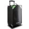 索爱 SA-T10 便携式移动拉杆户外音响 蓝牙电瓶插卡广场舞音箱(黑色)产品图片2