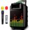 索爱 SA-T22 便携式移动拉杆户外音响 大功率蓝牙电瓶插卡广场舞音箱(黑色)产品图片1