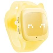 糖猫  儿童智能电话手表 GPS定位 搜狗出品 防丢防水 海量故事 柠檬黄(棒棒糖-通话版)
