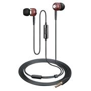 得胜 HI 1200 手机耳机入耳式耳塞重低音线控通用电脑耳机