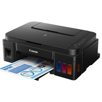 佳能 G2800 加墨式 喷墨一体机(打印 扫描 复印)产品图片主图