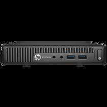 惠普 ProDesk 400 G2 Mini 能源之星 台式主机( G4400T 4G 500G)产品图片主图