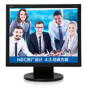 NEC NE1701X (白) 17英寸 4:3方屏 液晶显示器 LED背光 白色