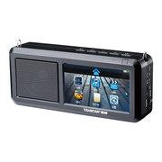 得胜 E18 无线扩音器多功能大功率高清视频多媒体唱戏机 黑