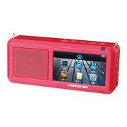 得胜 E18 无线扩音器多功能大功率高清视频多媒体唱戏机 红