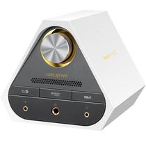 创新 X7白色 升级版 限量发烧级别HIFI高清专业声霸卡产品图片主图