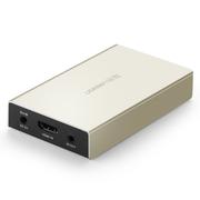 绿联 40280 HDMI网线延长 HDMI转RJ45转换器 高清转网线分配器 单网线一对多转换连接器 发射端