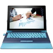 海尔 青春小蓝ⅡPro文青版12.2英寸办公平板电脑(全新core双核 8G/256G SSD IPS全高清润眼屏 Wifi Win10键盘)