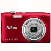 尼康 Coolpix A100 红色