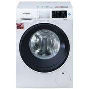 西门子  WM12U4C00W 9公斤 变频 滚筒洗衣机 LED触摸显示屏 无刷电机 加速洗(白色)