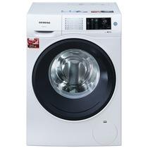 西门子  WM12U4C00W 9公斤 变频 滚筒洗衣机 LED触摸显示屏 无刷电机 加速洗(白色)产品图片主图