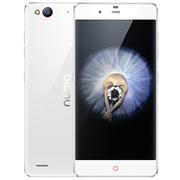 努比亚 布拉格S 全网通4G手机 皓月银