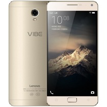 联想 VIBE P1 16G 伯爵金 移动联通4G手机产品图片主图