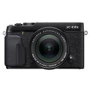 富士 X-E2S 微单相机 单镜套装(XF18-55mm F2.8-4 R LM OIS) (黑色)