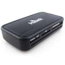 浩客 AS6 ATM智慧晶片 SIM卡读卡器 多功能读卡器 黑色产品图片主图