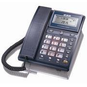 步步高 HCD6101 固定电话机 座机 固话 家用办公 夜光按键 双接口 (流光蓝)