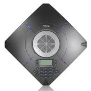 TCL CP300 基础型 免提录音通话商务办公会议电话系统 闪银铁灰