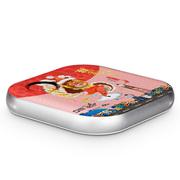 DM WFD015 64G 苹果手机无线U盘 无线存储器 无线分享器 电脑平板iphone安卓智能WIFI迷你U盘(猴年限量版)