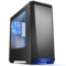 追风者 PK(H)416P 黑色ATX水冷静音机箱 (全金属/RGB饰灯控\支持360水冷\模组硬盘\标配2风扇)产品图片2