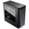 追风者 PK(H)416P 黑色ATX水冷静音机箱 (全金属/RGB饰灯控\支持360水冷\模组硬盘\标配2风扇)产品图片4