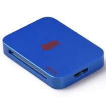 川宇 C366 USB3.0 读卡器 读卡器3.0 多合一 哑光金属漆面 100cm版产品图片主图