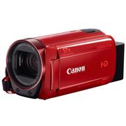 佳能 LEGRIA HF R76 (红)家用数码摄像机(约328万像素 32倍光变 WiFi功能 16GB内存)