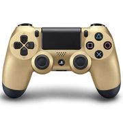 索尼 【PS4官方配件】PlayStation 4 游戏手柄(金色)
