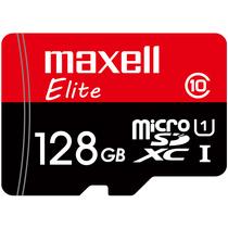 麦克赛尔 智尊高速 MicroSDXC UHS-1存储卡 内存卡 TF卡128G Class10 读速48M B/S产品图片主图